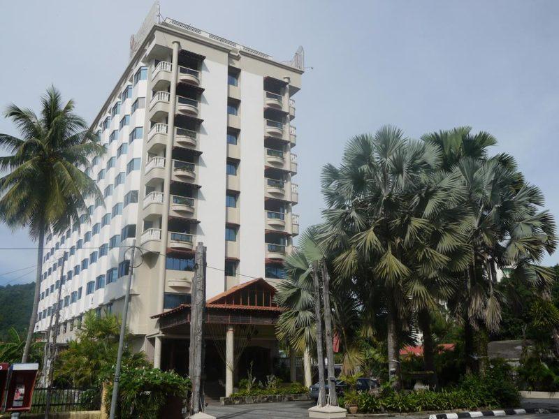 Eagle Bay Hotel, Langkawi Island