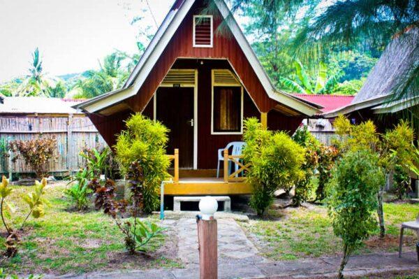 Samudra Beach Chalet - Room