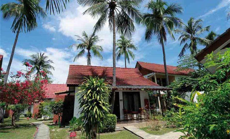 The Frangipani Langkawi Resort & Spa garden villa