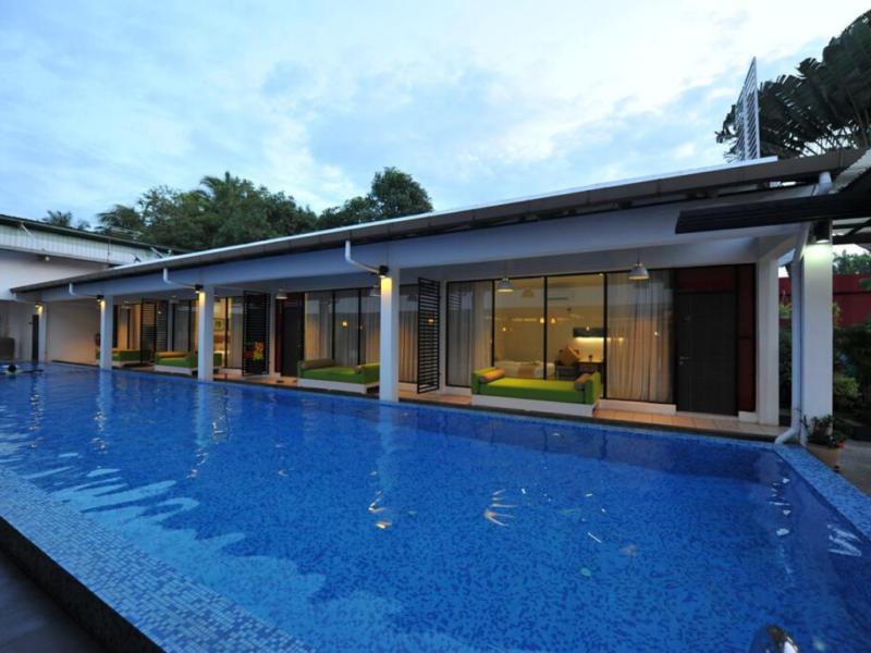 The Villa, Langkawi