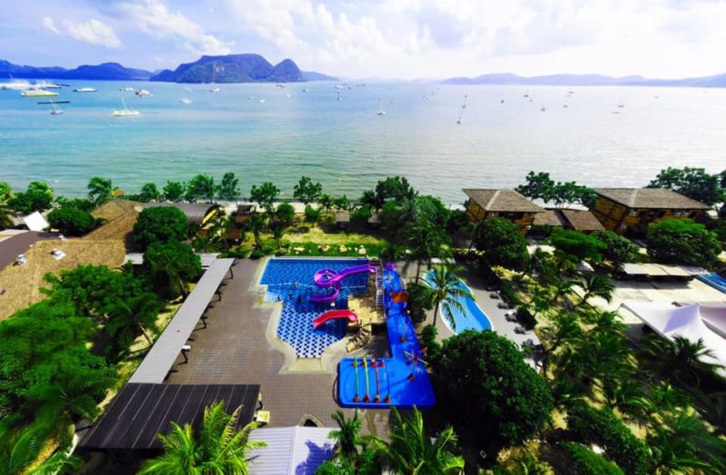 de baron resort beach