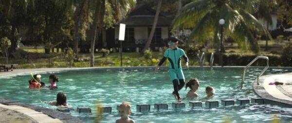 Swimming Pool - Perhentian Island Resort