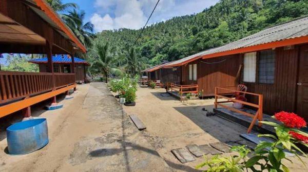 Bilik Sebukang Bay Resort, Pulau Aur